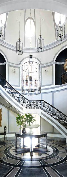 Luxury Home Design- Grand Foyer~ ~LadyLuxury~