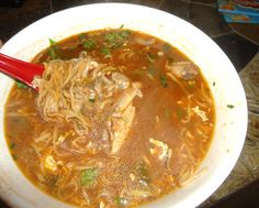 ANDY's beef pho