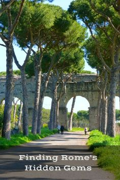Finding Rome's Hidden Gems - the best of Rome, Italy off the beaten track with Walks of Italy. Whether this is your first visit or your 5th, you may have missed these amazing sites in Rome. Click to find out more! /venturists/