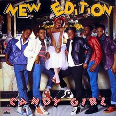 Saw New Edition perform several times.  Tried to find them at the Franklin Hotel in Hollywood when I was 16 years old.