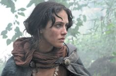 Jessica Brown Findlay (Labyrinth) she is my headcannon for Luthien Tinuviel!