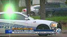A drive-by shooting on Detroit's west-side has neighbors in shock.    It happened in the 19700 block of Trinity.