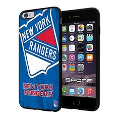 """New York Rangers NHL, #1472 iPhone 6 Plus (5.5"""") I6+ Case Protection Scratch Proof Soft Case Cover Protector SURIYAN http://www.amazon.com/dp/B00X66X9P8/ref=cm_sw_r_pi_dp_eOICvb0HMQ4EH"""