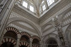 [552] La Mezquita de Córdoba (16) http://arquitecturadc.es/?p=5204