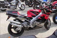 2014 Street motorcycle in Japan-SUZUKI RGV250Γ