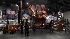 Museo del 11-S, render