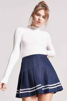 0d17a3415 34 Best pleated tennis skirt outfit images in 2018 | Asian Fashion ...