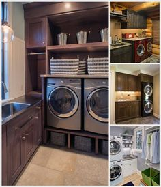 Coolest Laundry Room Ideas