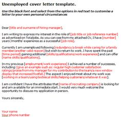 11 impactive cover letter templates free download - Cover Letter Online