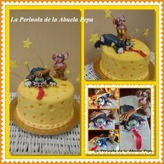 Torta Tom y Jerry