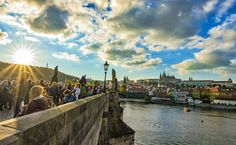 things to do in Prague, the charles bridge