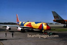"Alexander ""Sandy"" Calder and Braniff Airways - www.braniffpages.com"