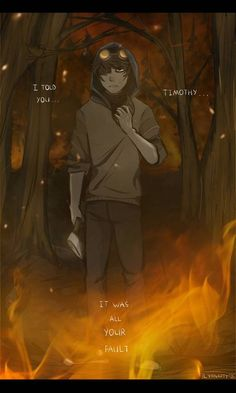 What did Tim/masky do now? Normally stuff he does isn't that bad! Creepypasta Cute, Character Art, Creepy, Scary Creepypasta, Fan Art