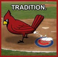 You will forever hate the Cubs, it is not an option. | 15 Ways To Know If You're A St. Louis Cardinals Fan