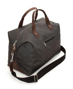 Jack Spade Luggage Nylon Wing Duffle