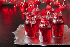 Coctel de frambuesas para referescar / A raspberry cocktail to pick you up