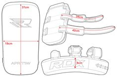 RDX multi coating laminated Arm Pads are meant for enhanced utility and high level perfection and are designed with max shock technology for optimal shock absorption. Training Pads, Boxing Training, Muay Thai Pads, High Level, Arm, Technology, Leather, Design, Movies