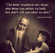 The best teachers #quote
