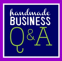 Handmade Business Q: Part II - A great post about the commitment and sacrifice it takes to start and run a Handmade Biz by @allorahandmade