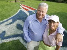 Super Bowl 46 for Myra Kraft
