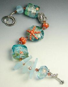 Stephanie Ann Dieleman - Lampwork Artist & Jewellery Design - About the Artist