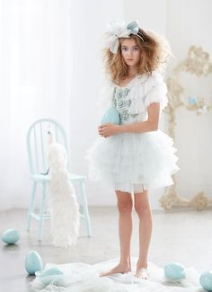 Beautiful flower girl accessory from Tutu Du Monde. Perfectly match the vintage inspired tutu dresses. Also perfect for photography and other special occasions. Fashion 101, Girl Fashion, Girls Cape, Fabric Tutu, Girls Dresses, Flower Girl Dresses, Long Dresses, Kids Fashion Photography, Wedding Photography