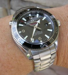 Omega Planet Ocean LiquidMetal Limited Edition