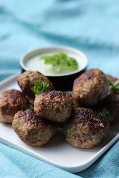 Recept 'Gevulde gehaktballetjes met mozzarella ' | njam!