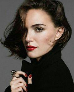 Natalie Portman Miss Dior Rouge 2016