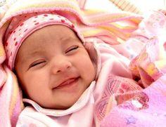Una sonrisa irresistible.