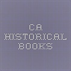 CA Historical Books - a fourth grade teacher's favorite selection of books with links to amazon and comp. questions for books.