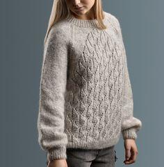 Ravelry: Lotus pattern by Sanne Fjalland Knit-Wear Lace Patterns, Knitting Patterns, Lotus, Stockinette, Knit Crochet, Chrochet, Knit Cardigan, Ravelry, Tejidos