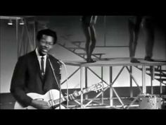 Goodbye, Chuck Berry. Thanks for everything. Godspeed to his family. (If you know, enjoy. If not, watch and learn!)
