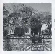The Castle, Virginia City, Nevada, 1961.