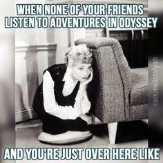 Adventures in Odyssey meme