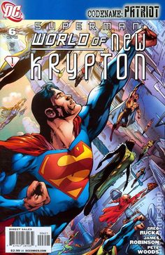 Superman World of New Krypton (2009) 6B