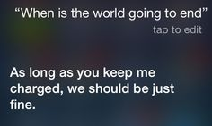 48 funny things to ask Siri