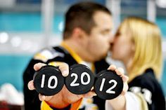hockey jersey save the date