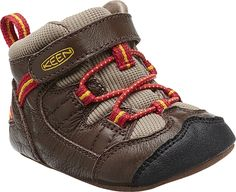KEEN INFANT Crib shoes! $38 For the littlest explorers.