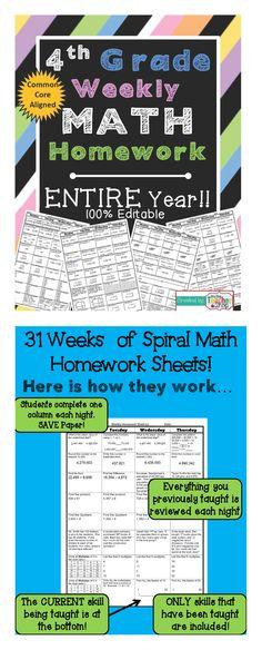 Homework Reference Sheet | Homework, Math homework help and Math