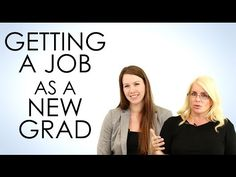 """""""How can new nurse grads get jobs?"""" 