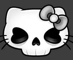 HelloKittySkull...