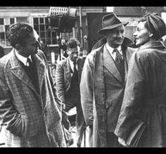 David Lean, Trevor Howard, Celia Johnson - Brief encounter, 1945.