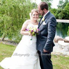 May 25, 2013 - Jessica and John's #wedding!