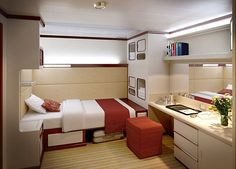 Norwegian Cruise Line Epic Rooms for the Solo/Single traveler