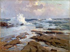 California Art Club :: Historic California Plein Air Paintings-