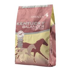 Saracen Kentucky Balancer 20kg Saracen Kentucky Balancer is a densely concentrated mix for racehorses in full work that are fed on oats as a primary energy source.