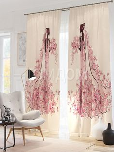 How To Determine The Right Window Coverings for Your House Rideaux Design, Window Bed, Interior Decorating, Interior Design, Curtain Designs, Home And Deco, Window Coverings, Panel Curtains, Decoration