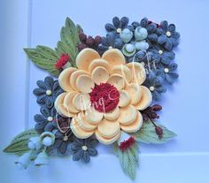 Quilling Marti: Quilling picure
