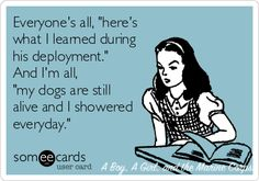 Yes.  Except I sure don't get a shower in every day.  But everyone's still alive?  Ok, minus that Christmas cactus...